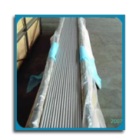 Seamless heat exchanger tubes in 304H