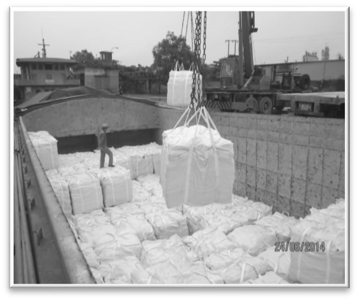Sulfate Resisting Portland Cement type V (ASTM C150 /C150M-15)