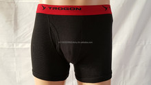 Boxer Brief made with 100% cotton with Durable and soft high tech Waist Band made from SPANDEX