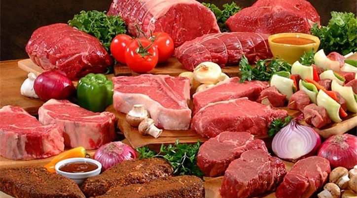 Frozen Halal Boneless Buffalo Meat , Thick Flank Top Side/ Rump Steak/ Silver Side/ Striploin/ Chuck Tender/