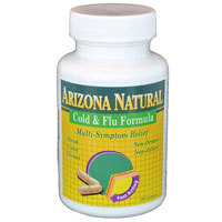 Homeopathic Cold & Flu Medicine, 20 Caps by Arizona Natural Products
