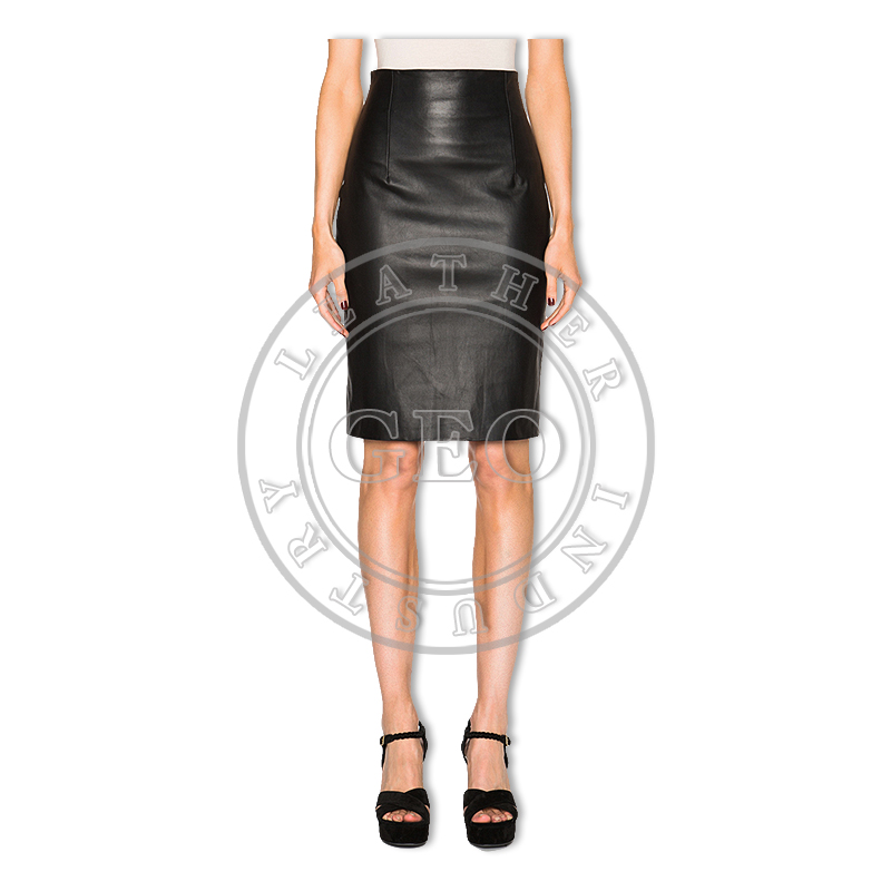 Genuine Sheep Leather Skirt Supplier in Pakistan 2017 Season