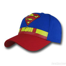 Magnificent Quality Custom Printed Kids Superman Baseball cap,100% twill cotton
