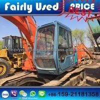 Used Construction Equipment Hitachi Ex120-3 Excavator