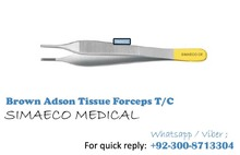TC Brown Adson Tissue Forceps