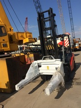 8FD30 3 Ton Toyota Used Forklift With Bale Clamp Hot Sale in Dubai