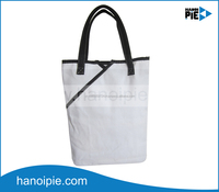 promotional recycled foldable tote reusable shopping cotton bag best price/ jute cotton shopping bag 2016