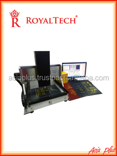 ROYALTECH Computerized Digital Hot Stamping Machine - RTCDH13