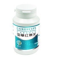 H Amp F Herbal Supplement Cordyceps