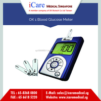 Blood Glucose Meter with Strip at Affordable Price Manufactured in India