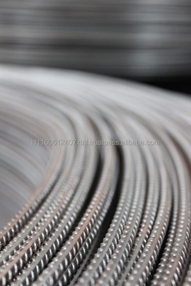 Wire mesh and Wire roll from hot rolled alloy steel wirerod with chrome added