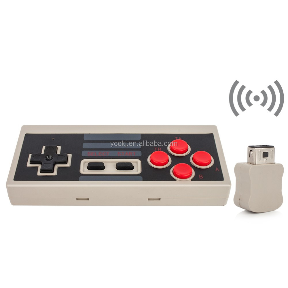 2017 NEW Wireless controller gamepad joypad for Nintendo NES mini classic Edition console