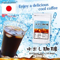 High quality and Easy to use ice coffee drip ice coffee for the family and for the individual , cup and beans also available