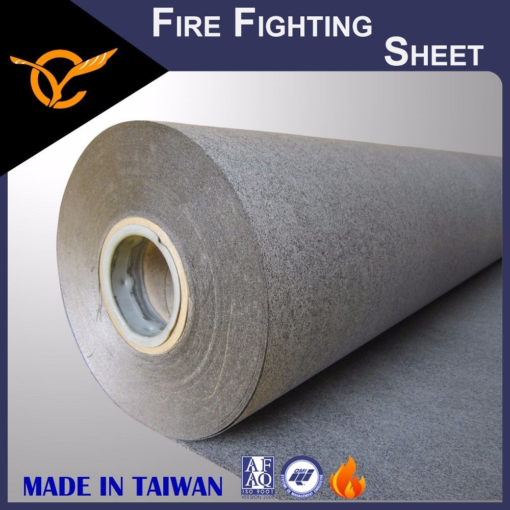 Good Perfomance Electrical Protection Intumescent Sheet Material