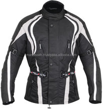 Motorcycle Cordura Ladies jackets/ Cordura Jacket/ Women Cordura Jacket