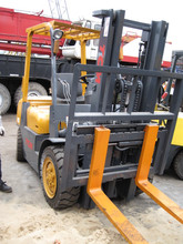 used TCM forklift FD30Z5T Japanese forkman 3 tons truck hot sale good performance in Shanghai