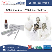 Private Self Testing HIV 1 & 2 Oral Fluid Test at Best Price