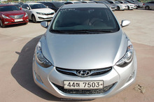 Hyundai Elantra Avante M16 LPI Luxury Used Korean Car