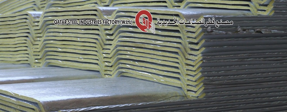 Prime qulaity EPS and PU Polyurethane Foam Insulated Roof-Wall Panels Foam board GH01