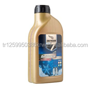 CAR PASSION 7 RED ANTIFREEZE 1.5 LT