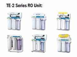 6 Stages Household Under-Sink RO System Unit with Mineral Cartridges