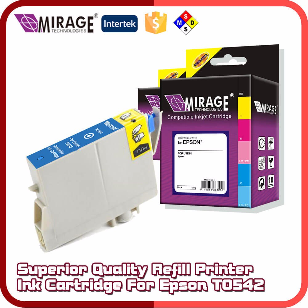 76B Upsilon UKE ink cartridges T0542