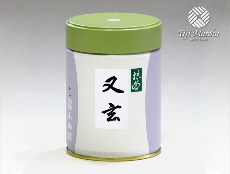 Marukyu Koyamaen YUGEN 100g tin Kyoto Uji Matcha Japan's top-grade brand matcha for tea ceremonies