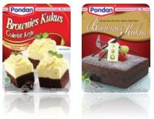 Pondan Steamed Cake Mix