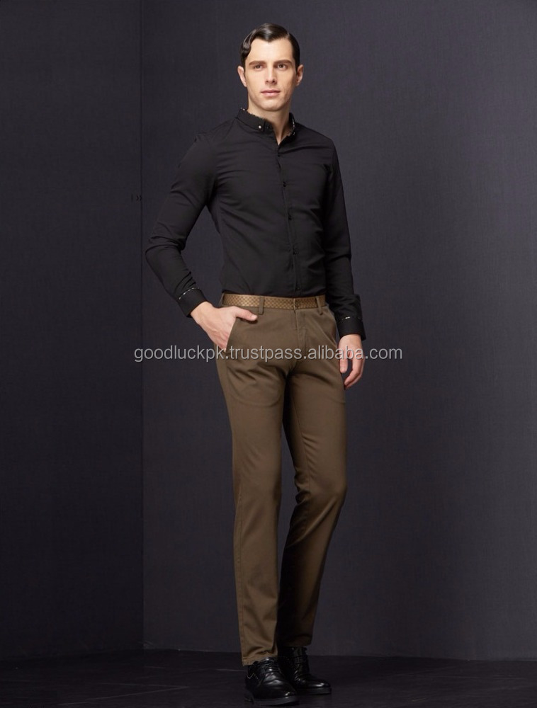 2015 Top Fashion New Mens Leather Trouser , Pants, Jeans