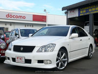Good looking and japanese used car toyota crown with Good Condition CROWN ATHLETE 2004