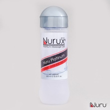 NURU PLATINUM MASSAGE GEL 250ml