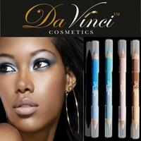 CRAYON DUAL EYE SHADOW PENCIL - MINERAL EYE PENCIL- USA - DA VINCI COSMEYTICS
