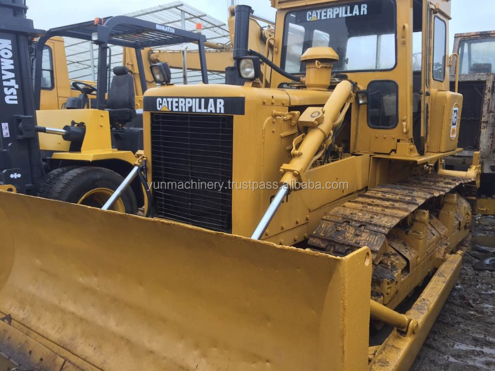 Used CAT D6D bulldozer, bulldozer caterpillar D6 D7 for sale