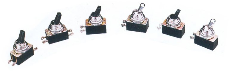 TOGGLE SWITCH Double Pole Two Way