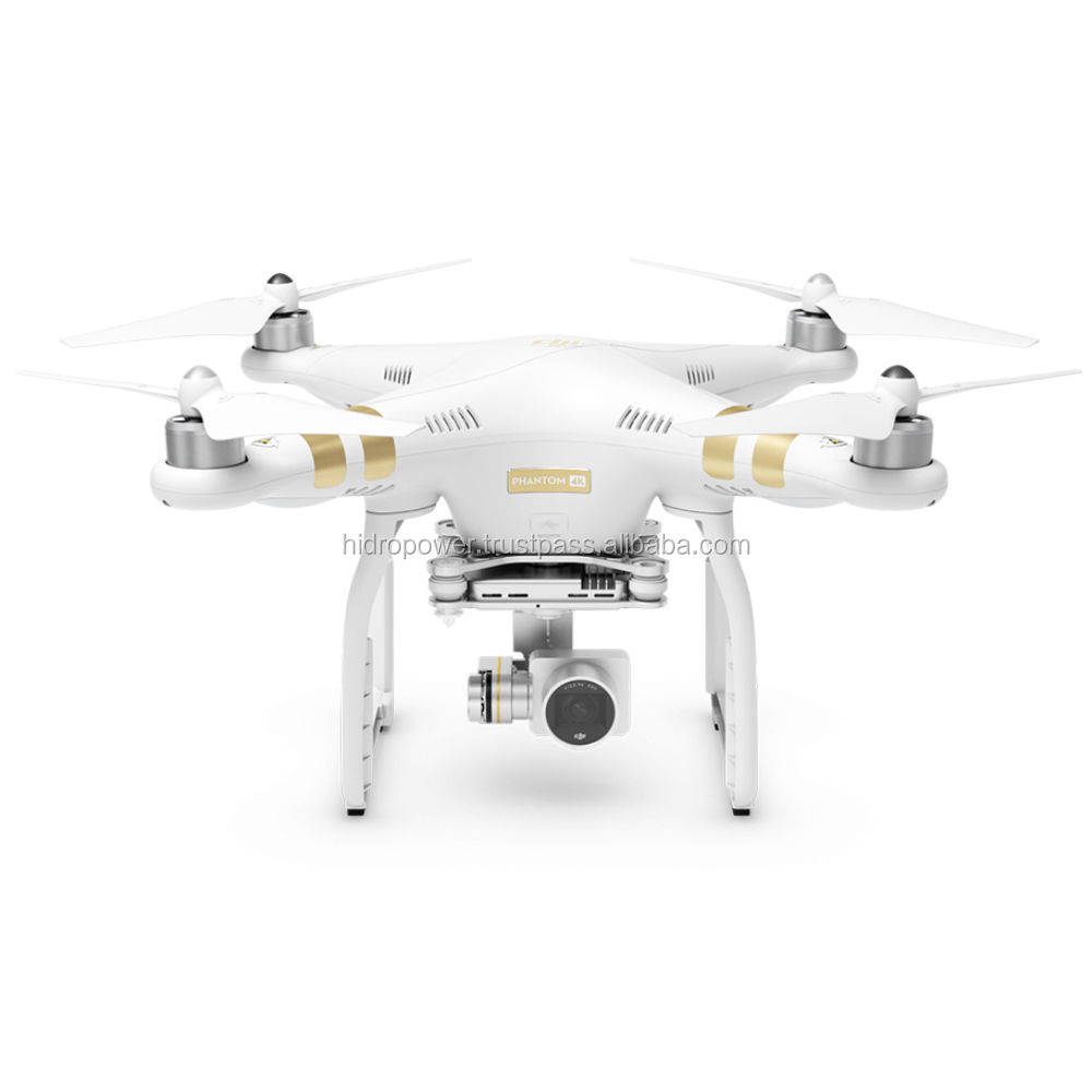 DJI Phantom 3 4K Quadcopter Drone with 4K Camera and 3-Axis Gimbal Flight Bundle