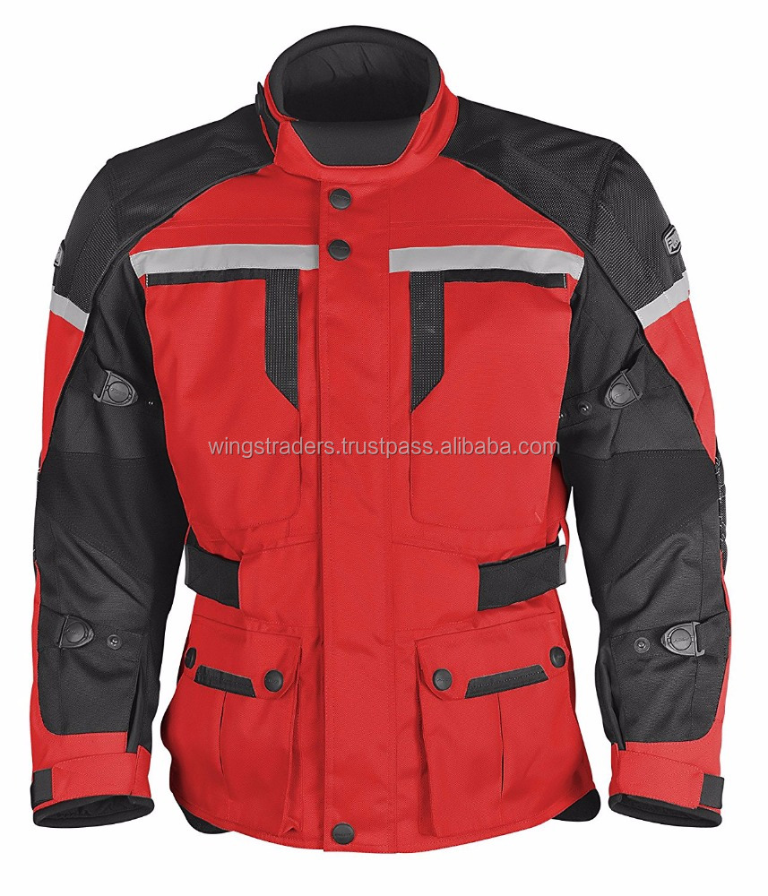 Motorcycle Touring Cordura Jacket Wholesale Cordura Jacket Available In All Color