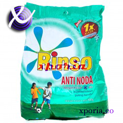 RINSO Powder Detergent Anti STAIN 900gr | Indonesia Origin