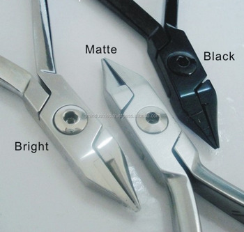 Crown Band Contouring pliers High quality orthodontic instruments dental Tools GM934