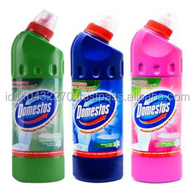 DTPLC0001 Domestos Toilet & Porcelain Liquid Cleaner