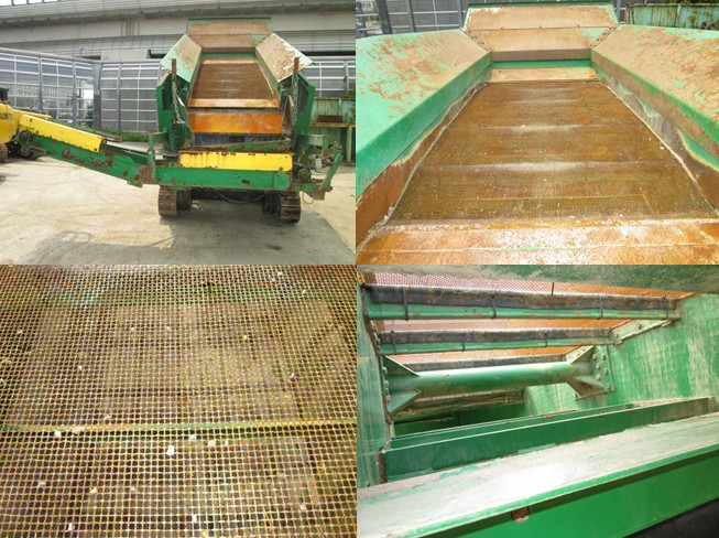 SECONDHAND McCLOSKEY MOBILE SAND SCREEN FOR SALE <SOLD OUT>