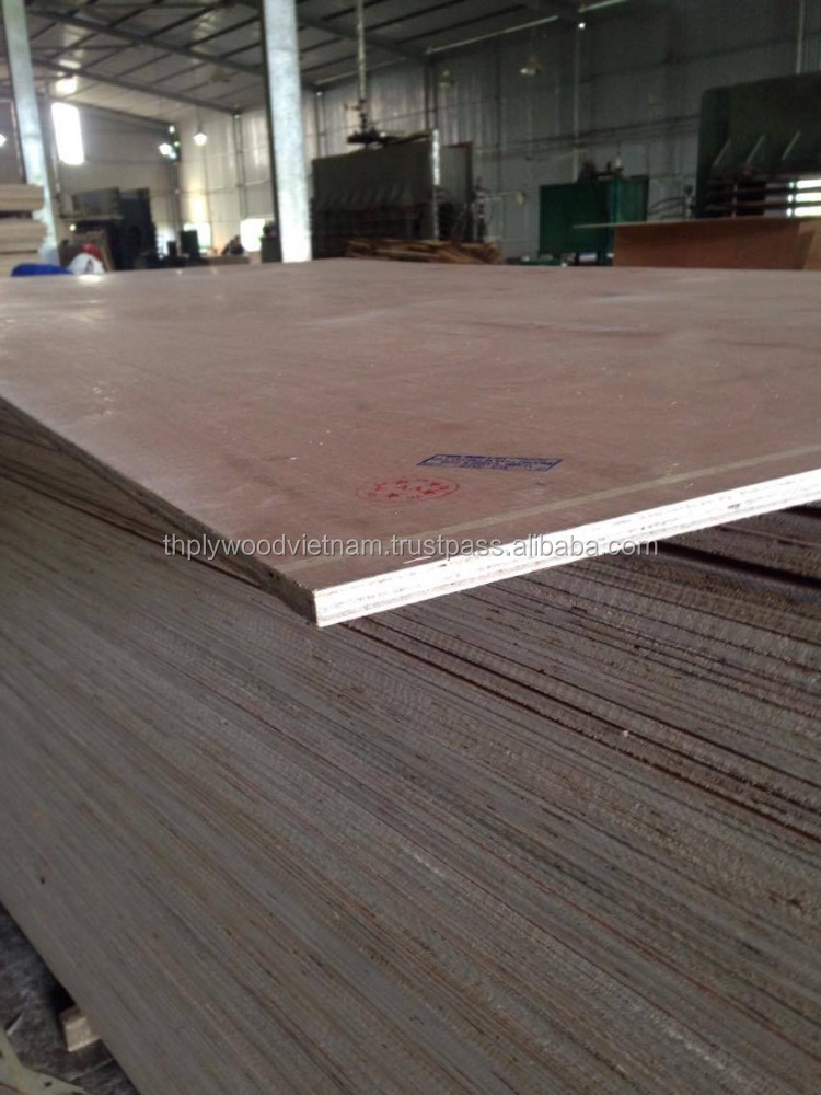 red hardwood plywood for Janpan, Thailand, Korea market