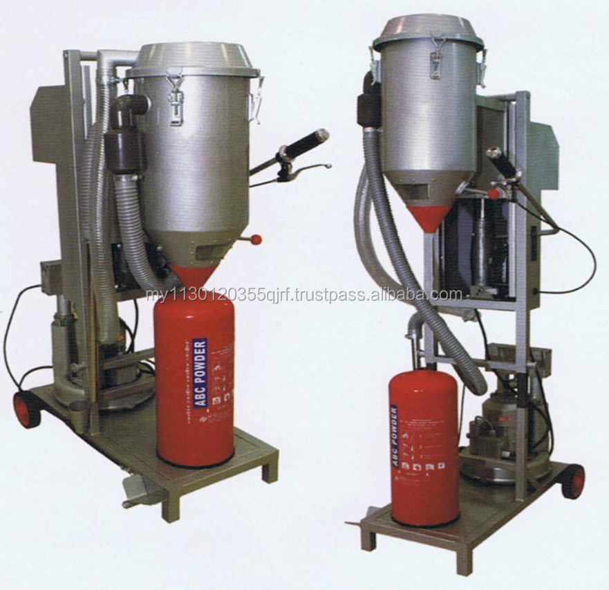 Dry Powder Fire Extinguisher Refilling Machine