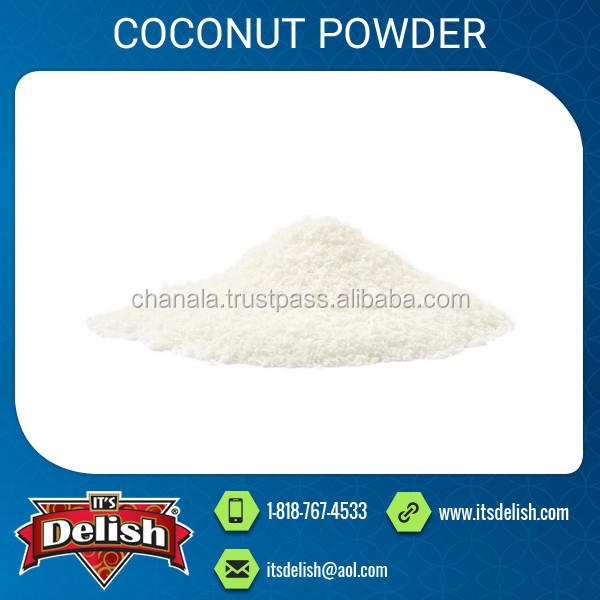 Best Selling 100% Natural and Pure Coconut Powder for Wholesale Buyers