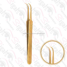 Promotional Item, Stainless Steel Slant Tip Eyelash Tweezers