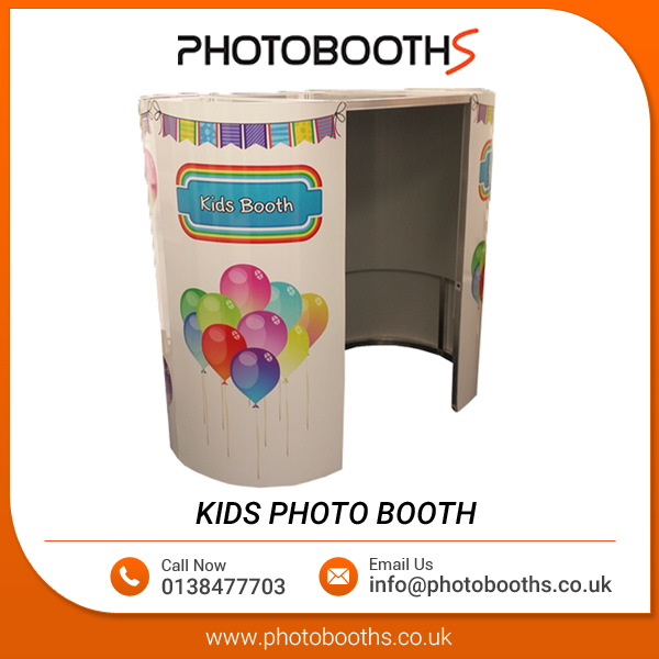 Hot Sales Photo Booth Enclosure Inflatable Photo Booth With LED Light
