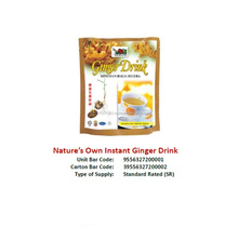 Nature's Own Instant Ginger Drink