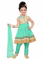 Wholesale kds party wear dresses - Kids party dresses - Indian kids clothing - Salwar kameez kids