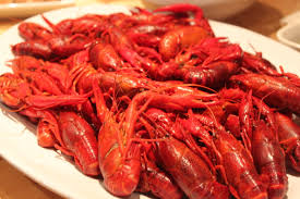 New processing frozen crayfish / crawfish