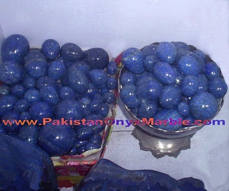LAPIS LAZULI EGGS HANDICRAFTS FOR GIFTS