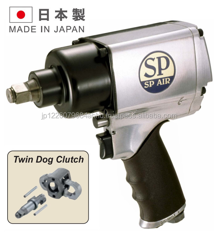 1/2'' Impact wrenches Air tools Pneumatic tools Vehicles Servicing repairs Tyres Replacements Made in Japan High quality